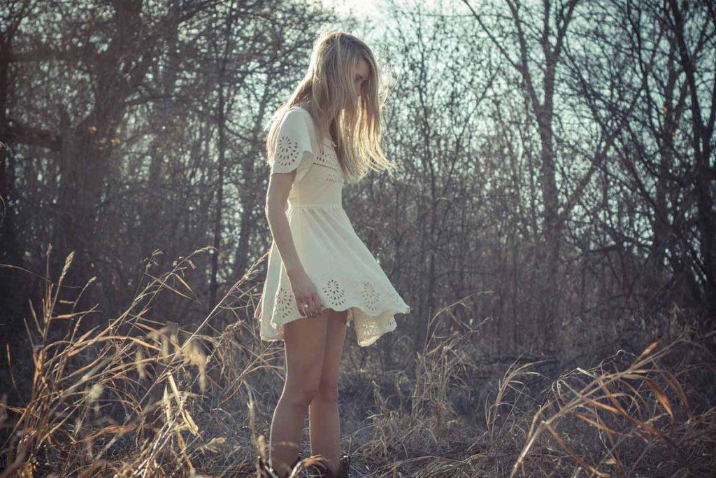 Sommerkleid Frau Wald