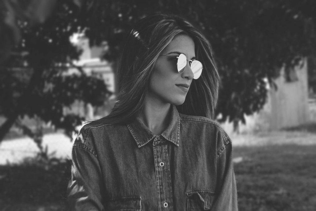 Jeanshemd Damenhemd Jeansbluse