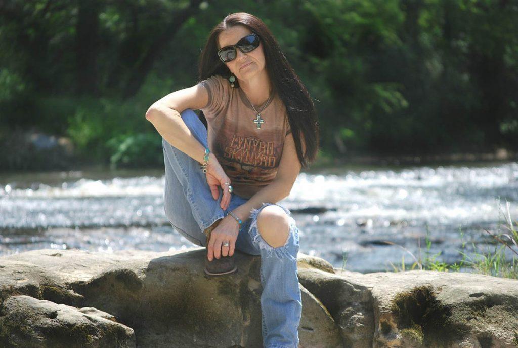 Loch Jeans Bandshirt