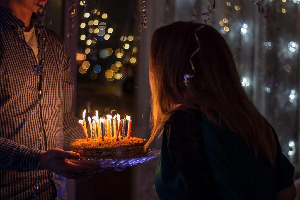 Geburtstag Geschenk Kuchen Mann