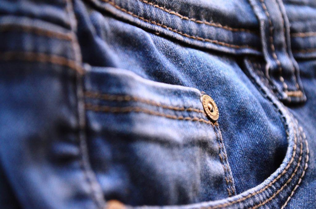 hosentasche 5 pocket jeans