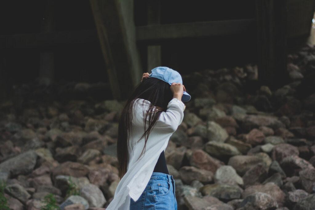 jeanshose top jacke cappie